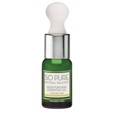 Ulei esential hidratant pentru par uscat - Moisturizing Essential Oil - So Pure - Keune - 10 ml