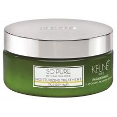 Tratament intens hidratant pentru par uscat - Moisturizing Treatment - So Pure - Keune - 200 ml