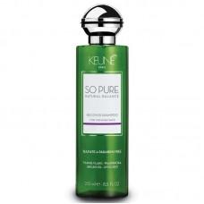 Șampon reparator pentru păr intens degradat - Recover Shampoo - So Pure - Keune - 250 ml
