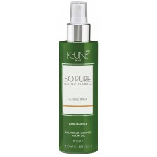 Spray fixativ - Texture Spray - So Pure - Keune - 200 ml