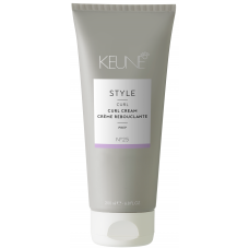 Crema pentru redefinirea buclelor - Curl Cream - Style - Keune - 200 ml