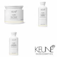 Kit pentru par degradat - Vital Nutrition - Keune - 3 produse