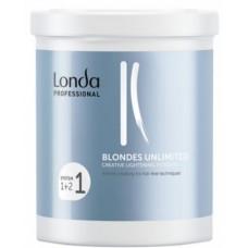 Pudra decoloranta - Bleaching powder - Blondes Unlimited - Londa Professional - 400 gr