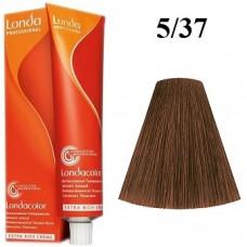 Vopsea profesionala semi permanenta - 5/37 - Londacolor - Londa Professional - 60 ml