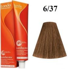 Vopsea profesionala semi permanenta - 6/37 - Londacolor - Londa Professional - 60 ml