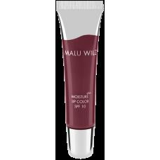 Gloss nutritiv SPF 10 cu Acid hialuronic - Moisture Plus Lip Color Fruity - MALU WILZ Nr. 40 - 15 ml