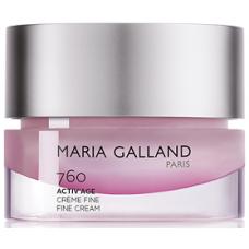 Crema antirid cu celule stem si peptide - 760 - Fine Cream - Active Age - Maria Galland - 50 ml