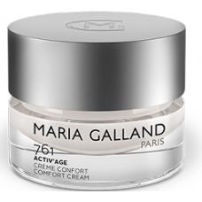 Crema de confort pentru piele uscata si matura - 761 - Comfort Cream - Active Age - Maria Galland - 50 ml