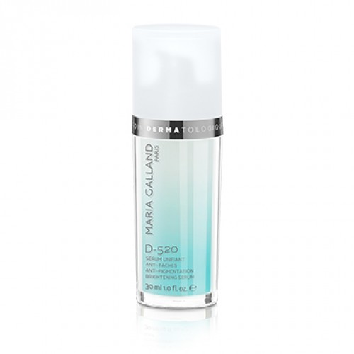 Ser anti-pigmentare - D-520 - Anti-Pigmentation Brightening Serum Soin Dermatologique - Maria Galland - 30 ml