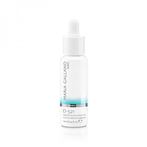 Ser anti-pigmentare - D-521 - Alpha-Arbutin Serum - Soin Dermatologique - Maria Galland - 12 ml