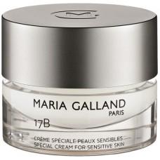 Crema pentru pielea sensibila - Special Cream for Sensitive Skin 17B  - Maria Galland - 50 ml