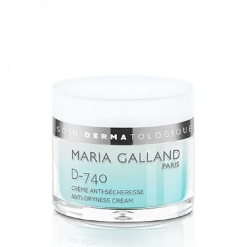 Crema ultra hidratanta - D-740 - Anti-Dryness Cream - Soin Dermatologique - Maria Galland - 50 ml