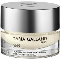 Crema hidra-nutritiva intensa - Hydra Nutritive Cream 96B - Maria Galland - 50 ml