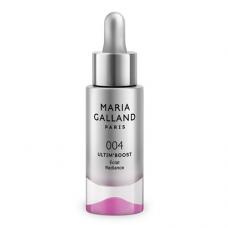 Serum tratament pentru luminozitate - 004 - Radiance - Ultim'Boost - Maria Galland - 15 ml