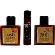 Travel Set - Nashi Argan - Set călătorie pentru păr