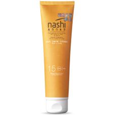 Lotiune de soare - Sun Care Cream SPF 15- Nashi Argan - 150 ml