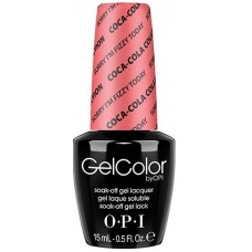 Lac-gel de unghii semipermanent - Sorry I'M Frizzy Today - Gel Color - OPI - 15 ml