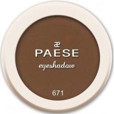 Fard mat pentru ochi cu pigment intens - Kashmir Matte EyeShadow - Paese - 5 gr - Nr. 671