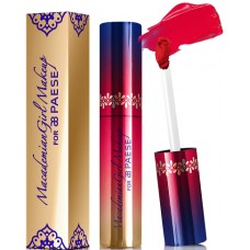 Ruj lichid mat cu efect de lunga durata - 2 Red Carpet - Liquid Matte Lipstick - Macademian Girl Makeup - Paese
