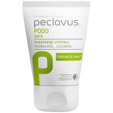 Cremă Îngrijire Intensivă Picioare - Cu Ulei De Arbore De Ceai Si Jojoba - PODOcare - Peclavus - 30 ml