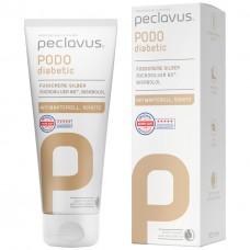 Cremă Antibacteriană - Cu Microargint - PODOdiabetic - Peclavus - 100 ml