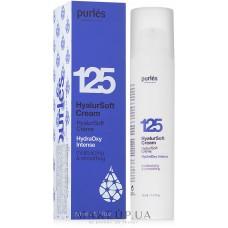 Crema Intens Hidratanta - 125 HyalurSoft Cream - HydraOxy Intense - Purles - 50 ml