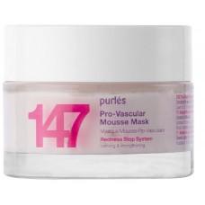 Masca Calmanta - 147 Pro-Vascular Mousse Mask - Redness Stop System - Purles - 50 ml