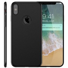 Husa ultra-subtire din fibra de carbon pentru iPhone XR, Negru - Ultra-thin carbon fiber case for iPhone XR, Black