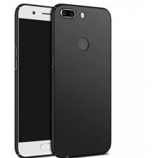 Husa ultra-subtire din fibra de carbon pentru OnePlus 5T, Negru - Ultra-thin carbon fiber case for OnePlus 5T, Black
