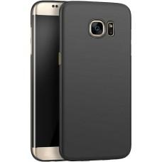 Husa ultra-subtire din fibra de carbon pentru Samsung Galaxy S7, Negru - Ultra-thin carbon fiber case for Samsung Galaxy S7, Black