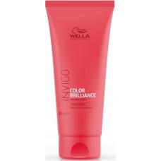 Balsam pentru parul fin/normal vopsit - Vibrant Color Conditioner - Fine - Invigo Brilliance - Wella - 200 ml