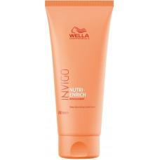 Balsam hidratant pentru par deteriorat - Conditioner - Invigo Nutri Enrich - Wella - 200 ml