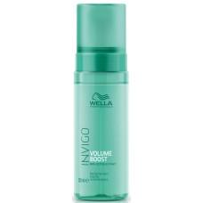 Tratament spuma pentru par fin - Bodyfing Foam - Invigo Volume Boost - Wella - 150 ml