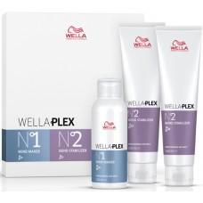 Kit mic pentru salon - Travel Kit - Wellaplex - Wella